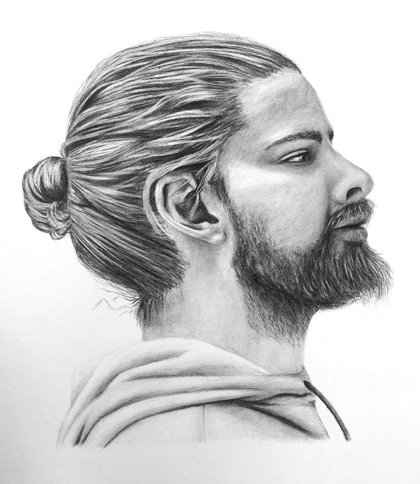 Charcoal-Drawing-of-Man-Face-Beard-Man-Bun.png