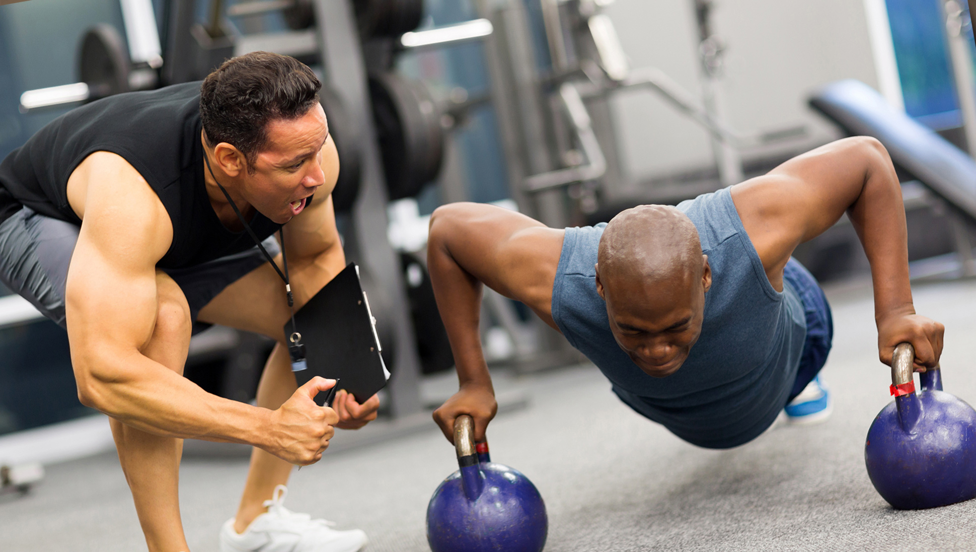 Athletic trainers -
