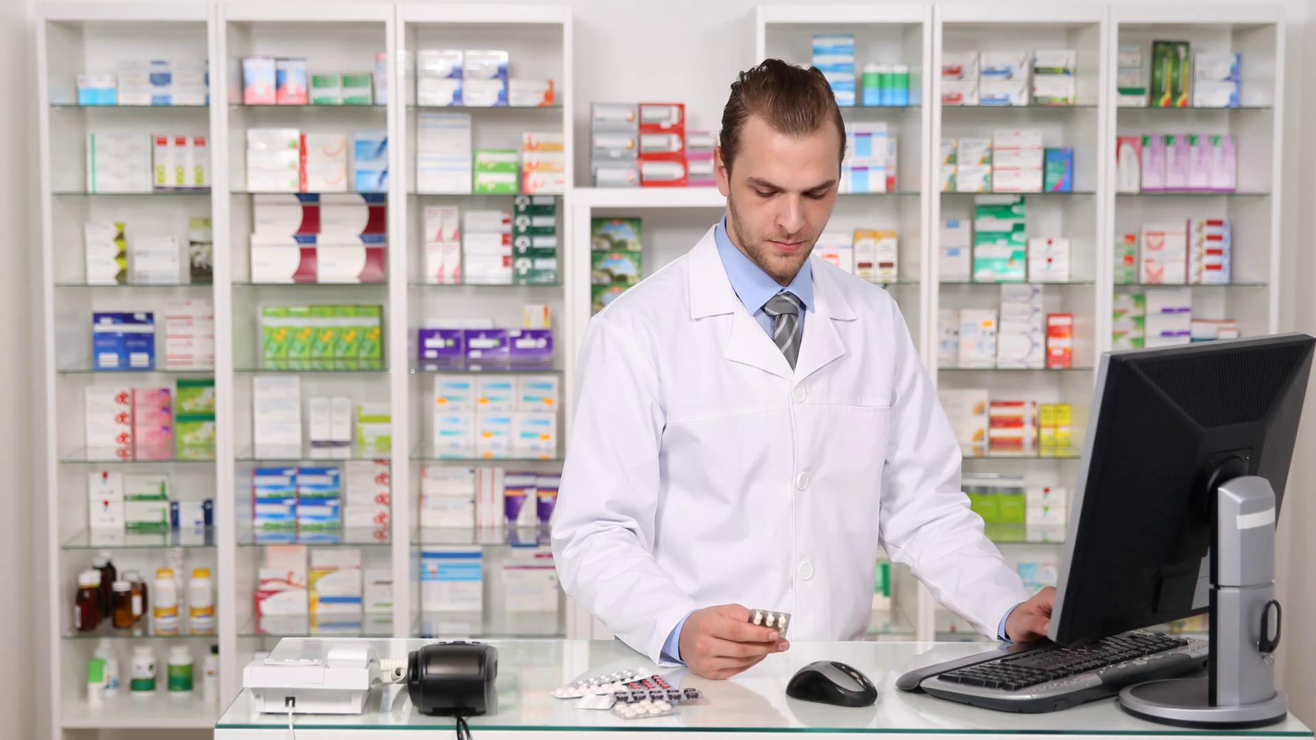 pharmacists -