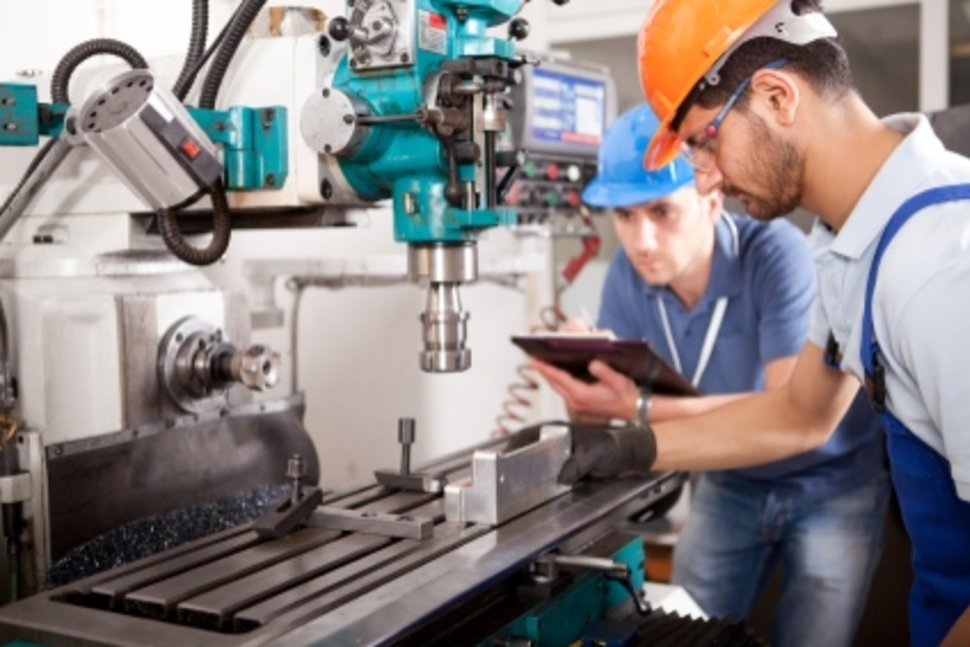 Metal and Plastic Machine workers -