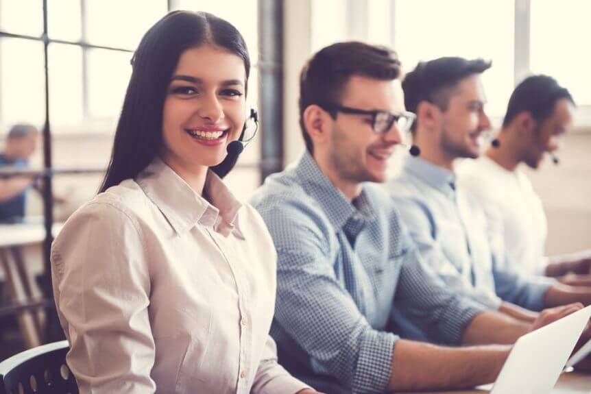 Customer Service representatives -