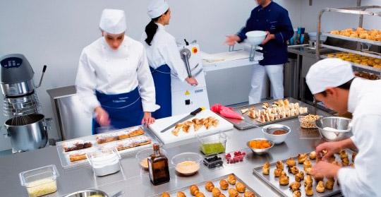 food preparation workers -