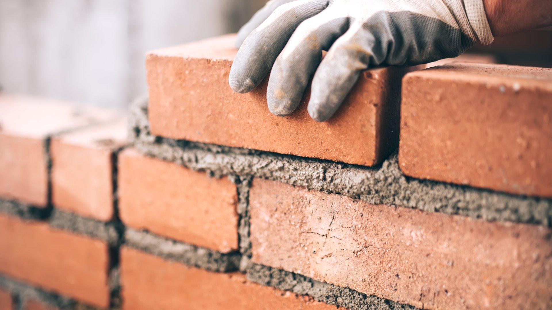 masonry workers -