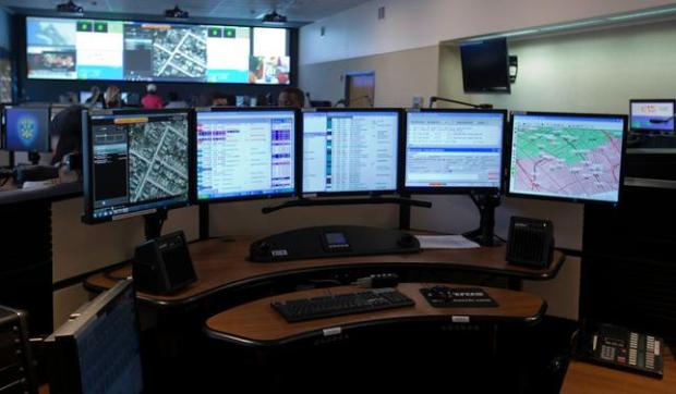 Police, Fire, and Ambulance Dispatchers -