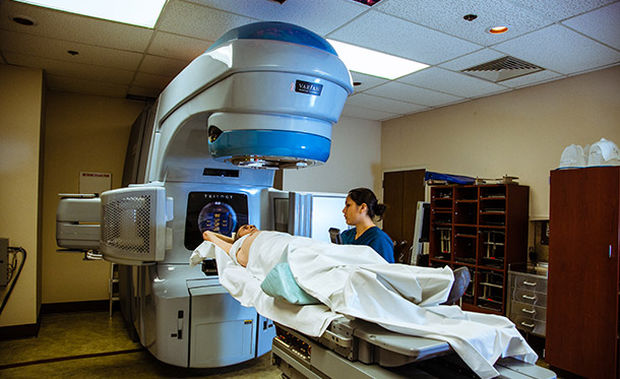 radiation therapists -