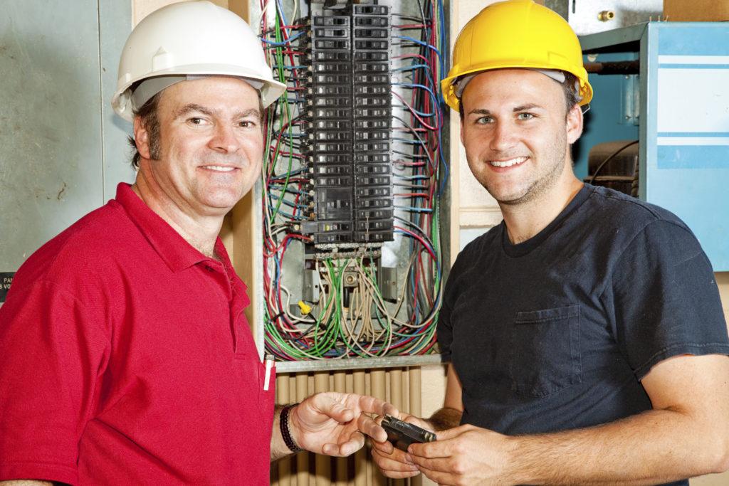 electricians -