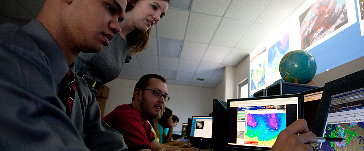 Atmospheric Scientists and Meteorologists -