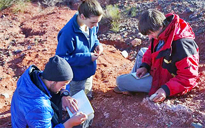 geoscientists -
