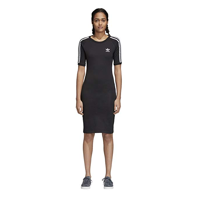 adidas Originals Womens Raglan Dress