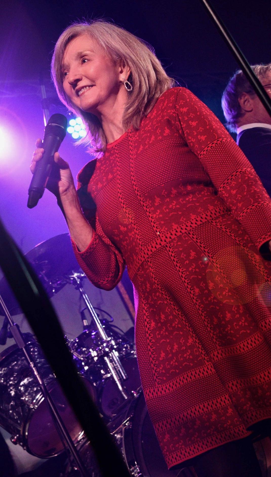 Kathy Hill - Vocals