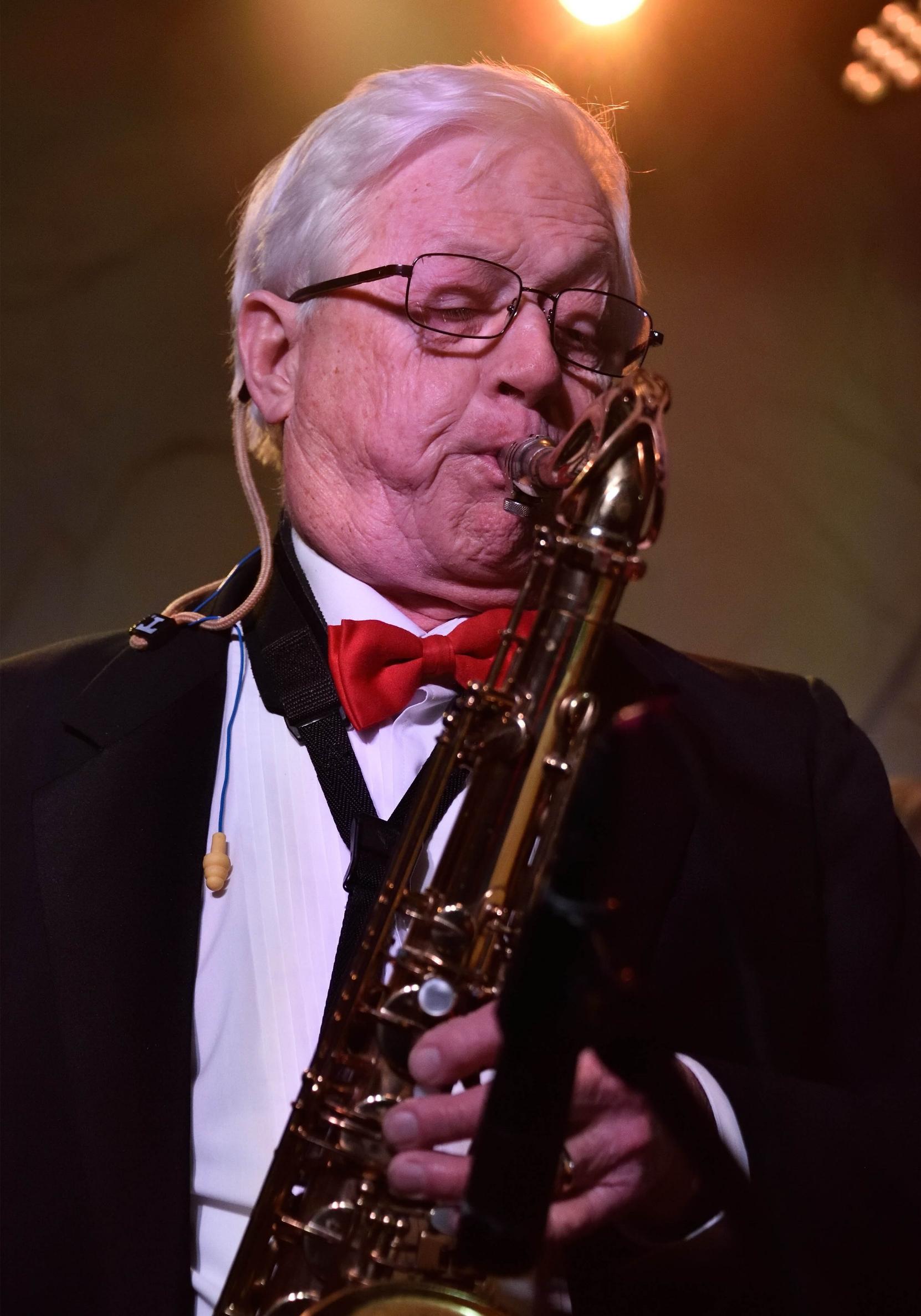 Larry Bray - Tenor Sax