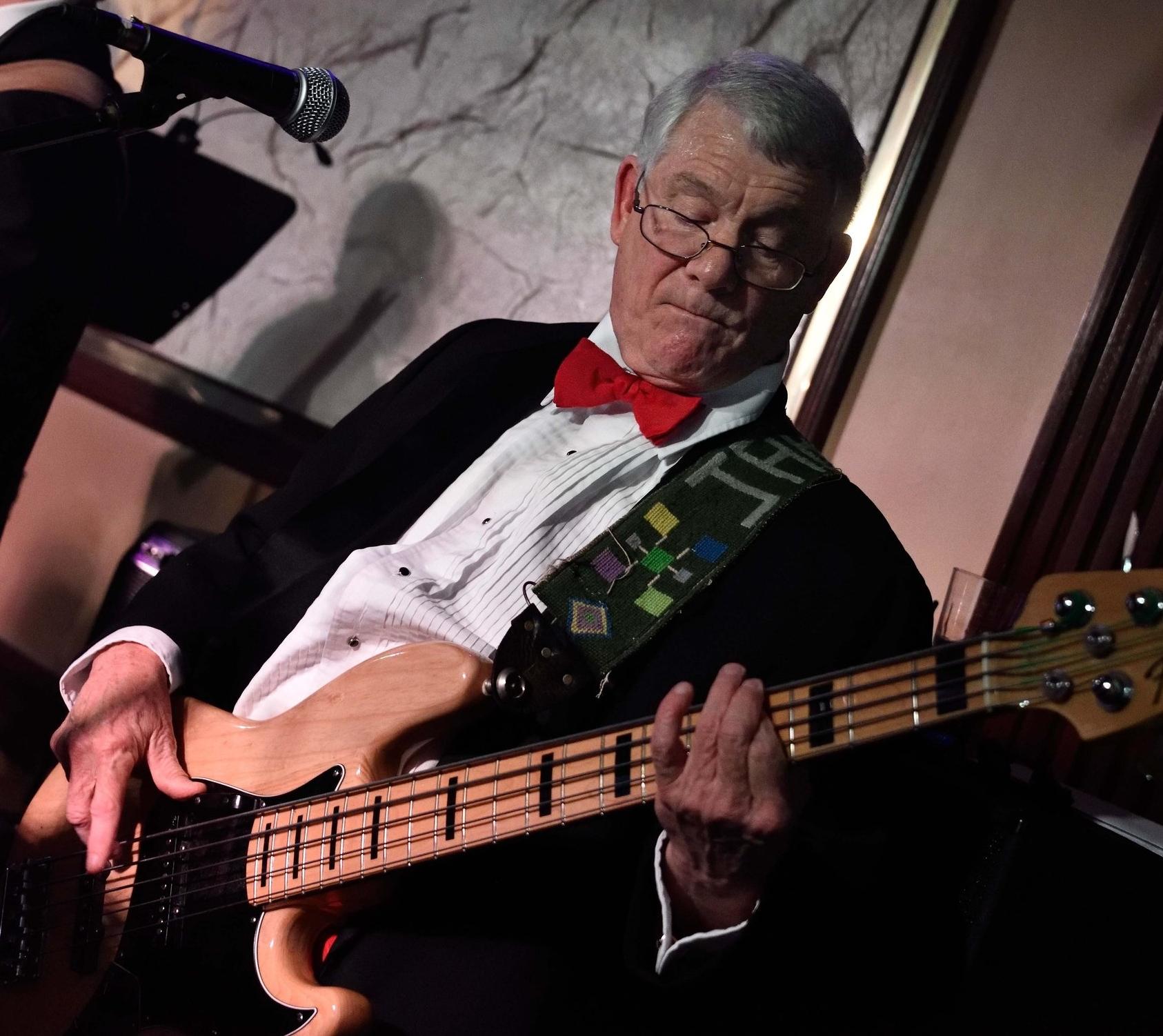 Jake Alexander - Bass