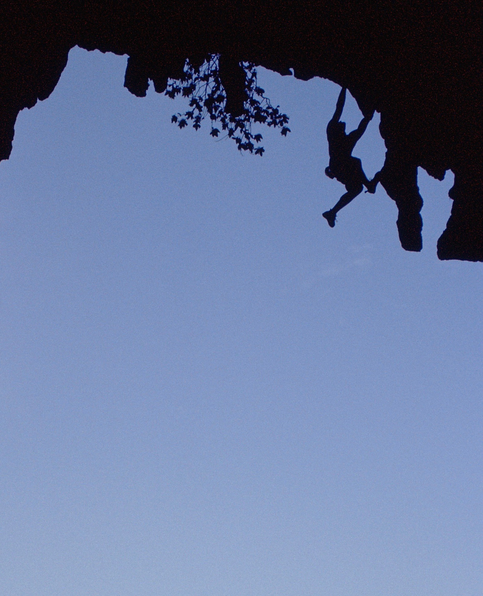Halong Nights 7a+. First ascent in 2003.  Photo: Gresham collection.