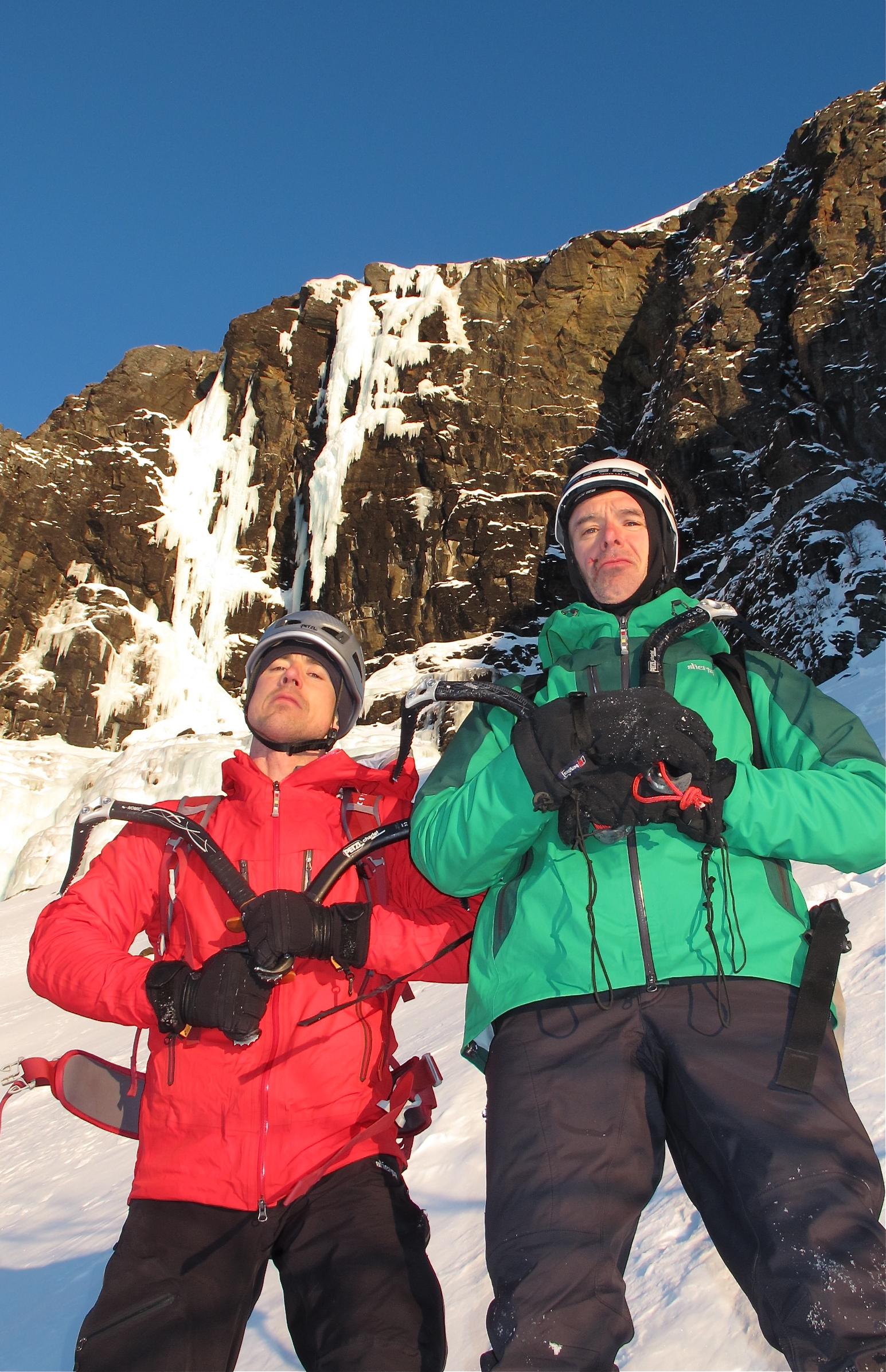 With Mark Garthwaite after climbing Spitfire WI 5+ M5 copy.JPG