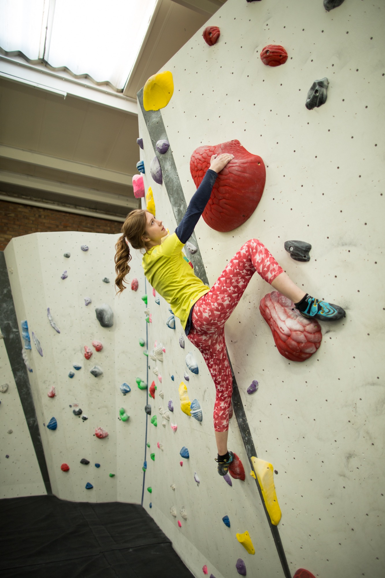 Do you use your heels correctly when climbing aretes or performing compression moves? Send your clips to Neil and find out!  Photo: Nick Brown / UKC.com