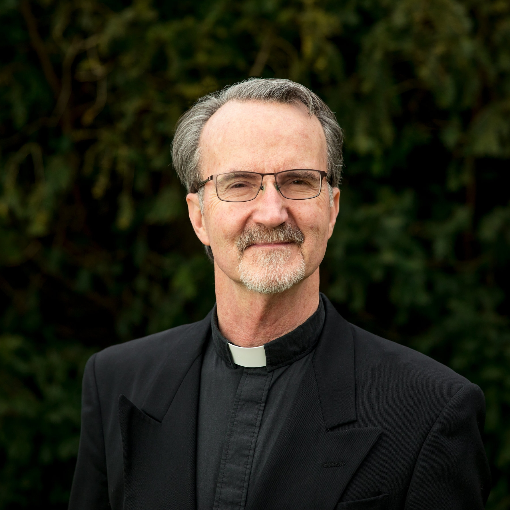 Fr Michael Sparough, SJ