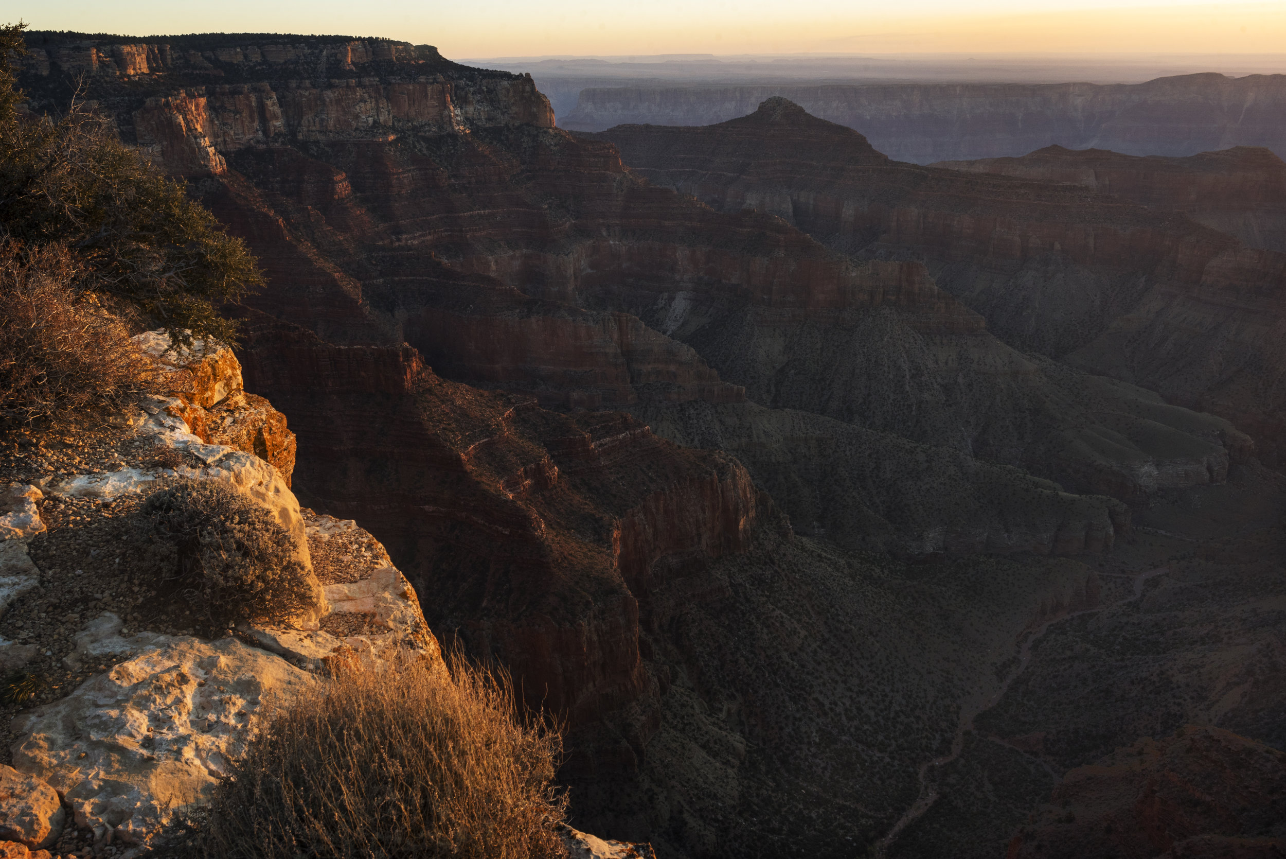Open Edition #4 — Grand Canyon - 12x18 - $4524x36 - $175