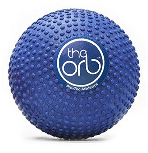 The Orb - A little bit more focused than a foam roller, a little bit less focused and intense than the lacrosse ball... frankly, if you're going to choose ONE recovery / mobility tool, this may be the one to go with for the versatility. Good for getting into areas like the glutes and quads, you'll love the effectiveness of spending a quality 10 minutes with the orb once every other day or so.