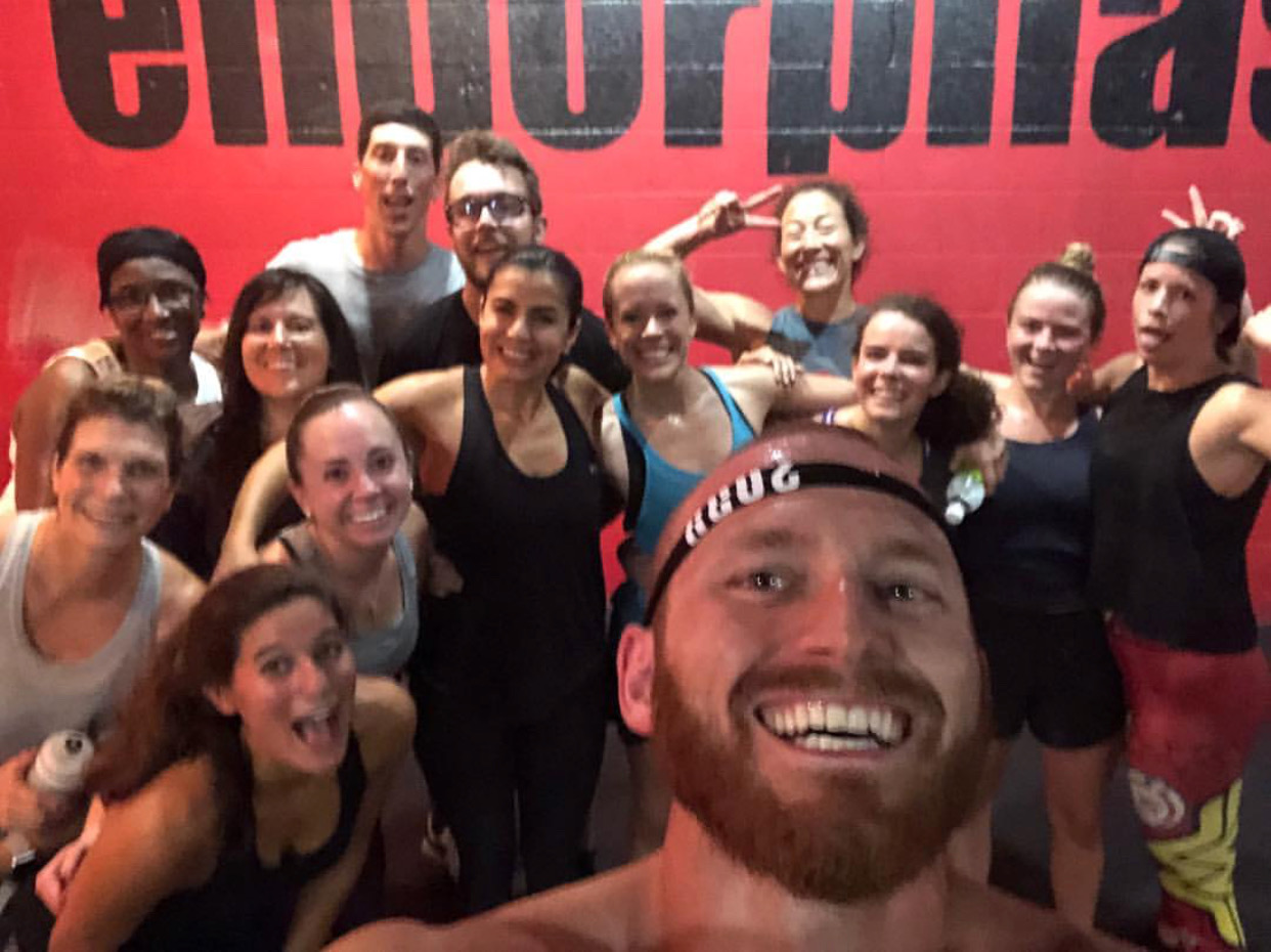 Past Event: 7/30/18 - On Monday, July 30th, THE LEGEND Erica Porter of Endorphasm invited our squad to both the 5:30 am & 6 pm for their F.I.I.T. For Duty class. We had about 20 GS Nation members out between the two workouts and boyyyyyy were they a doozy! Erica is one of the best trainers in Richmond and she. kicked. our. asses... She never programs the same workout twice, so we hit intervals, tabatas, supersets, circuits, and Lord knows what else. GO CHECK THEM OUT!!!!