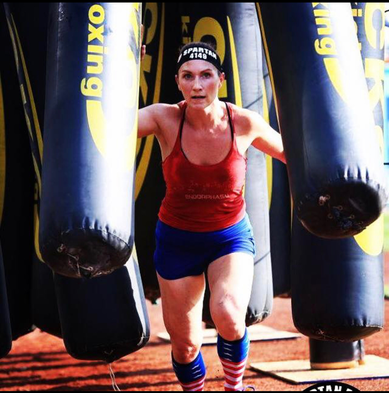 "Emily N.  - ""After following a custom GS Nation training and nutrition plan for a few months now, I've seen huge gains in strength and metabolic conditioning. Making the switch to train with GSN to prepare for the upcoming OCR race season was a great opportunity. Working with Dave is fantastic. He is accessible, knowledgeable and willing to work with you to get results."""