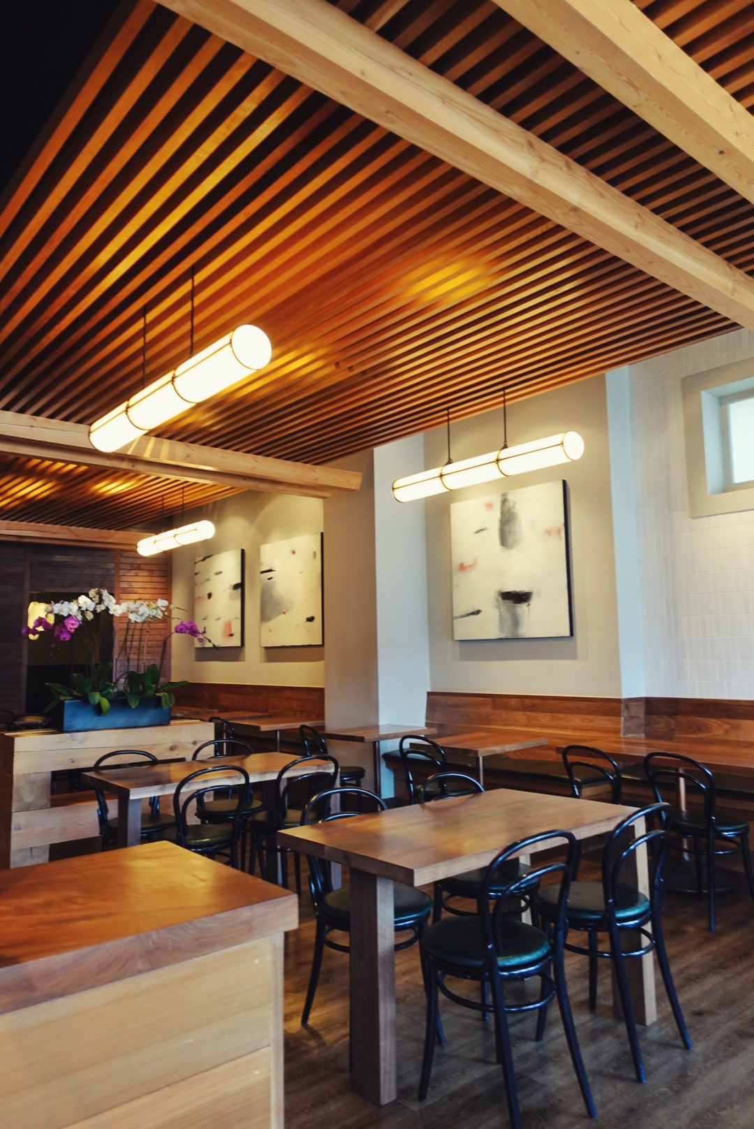 Nomica is an upscale Japanese style bistro located on Market Street, San Francisco.