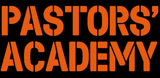 Pastors' Academy - Orange on White.png