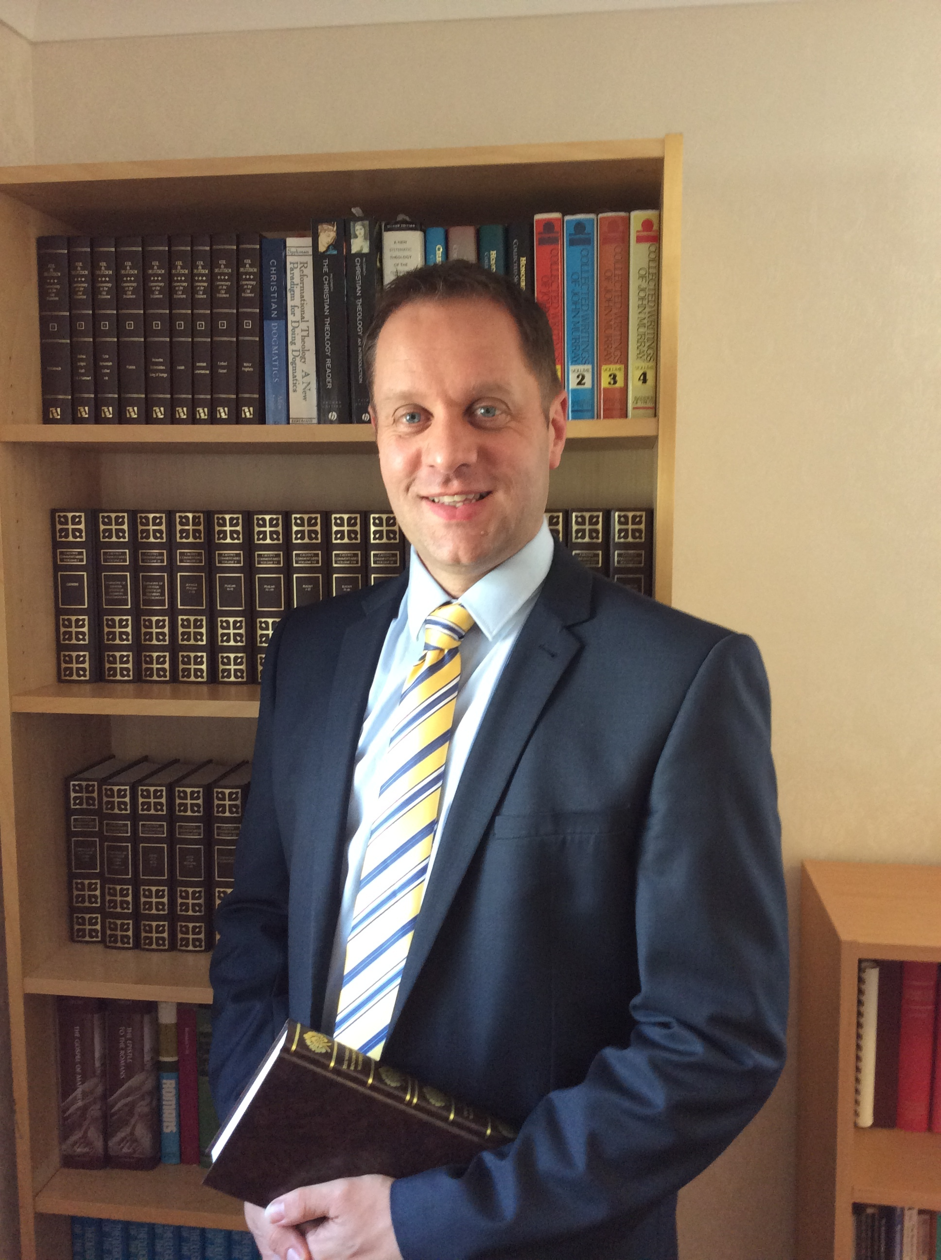 Rev. Philip Haines    Director,Greystone Cardiff  Minister, Ely Presbyterian Church