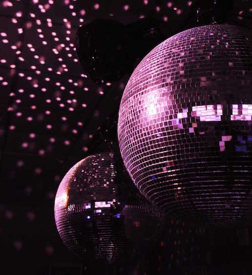 Discos and DJ's