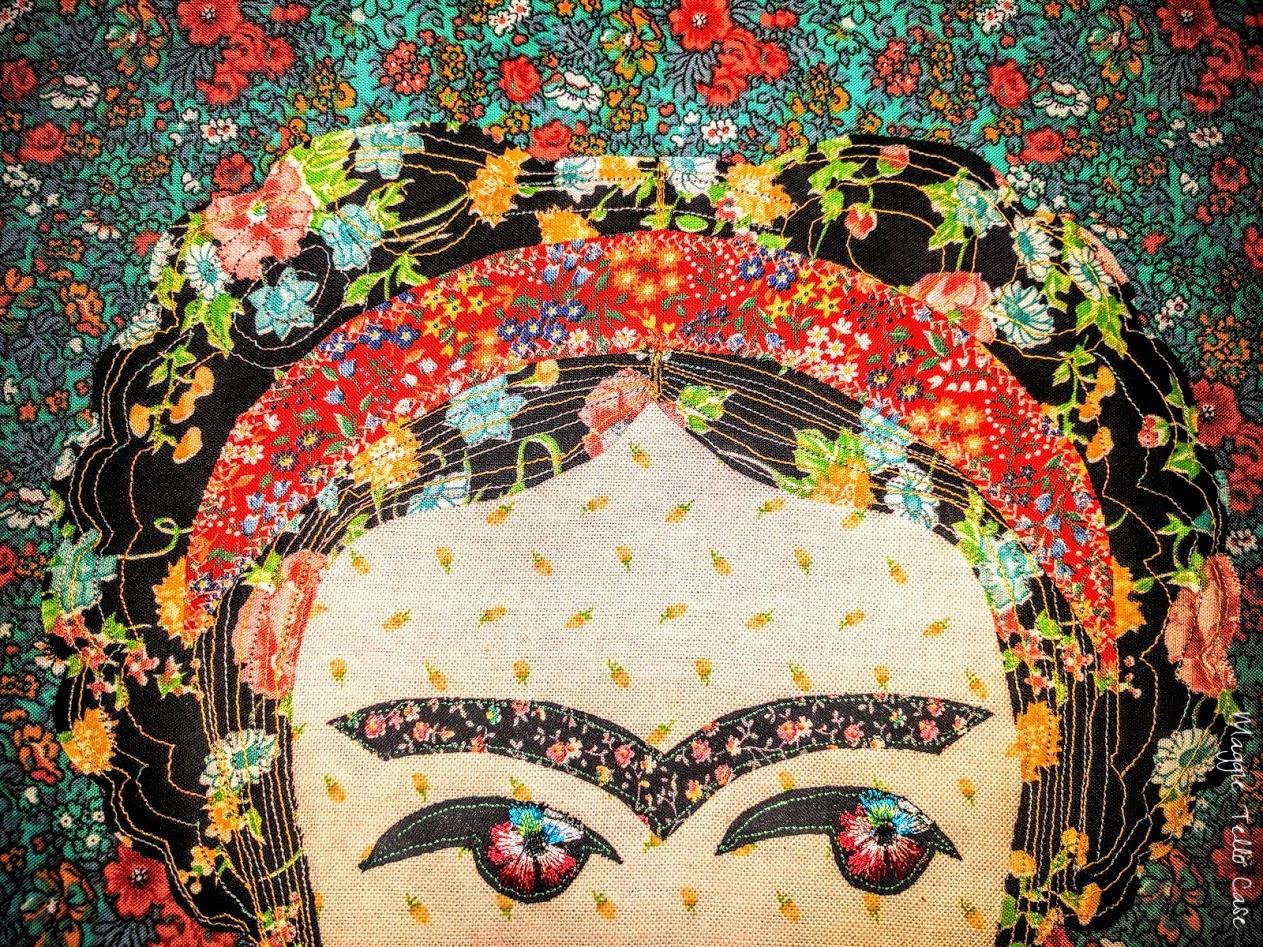 Frida de las Flores - 2017