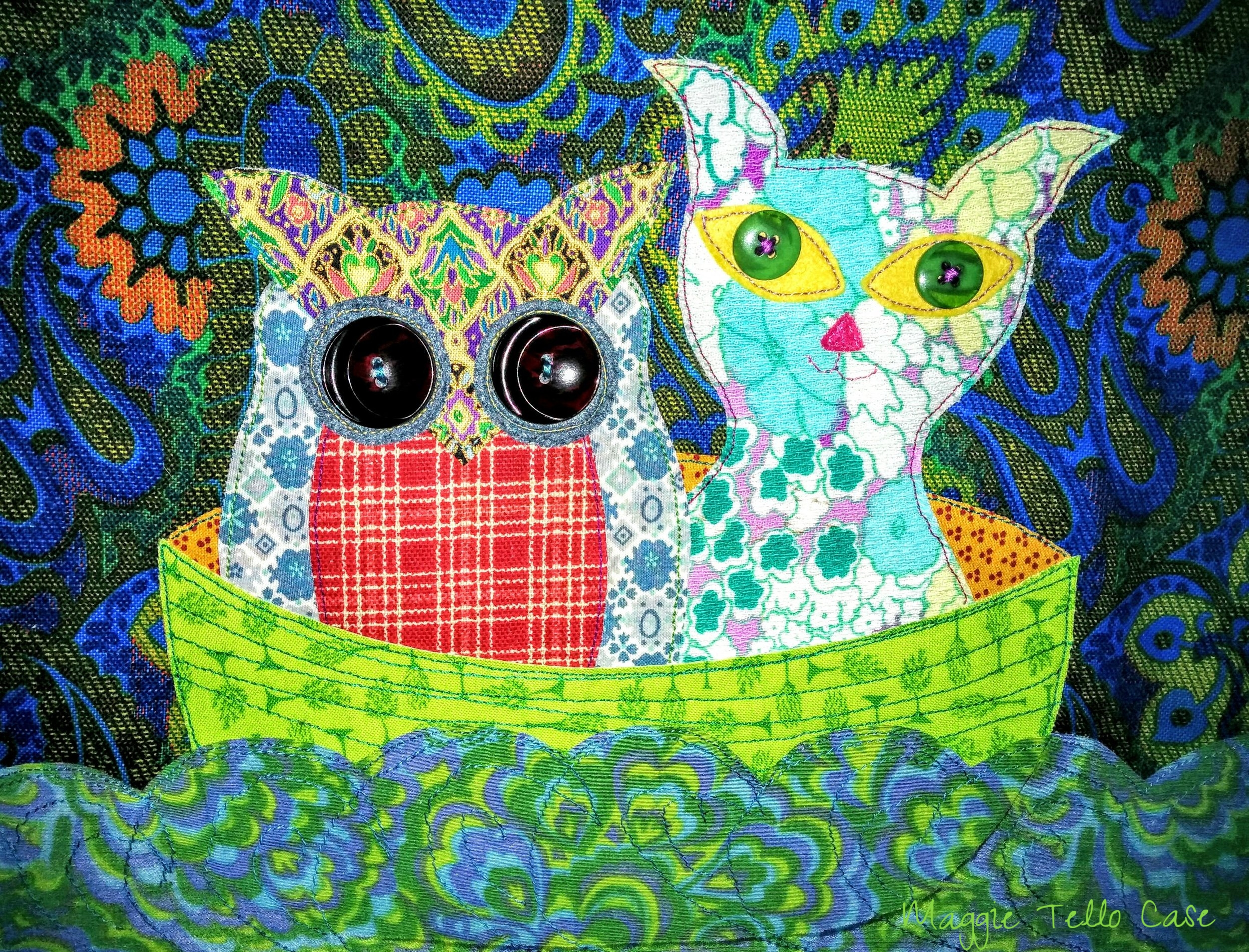 Owl and Pussycat - 2015