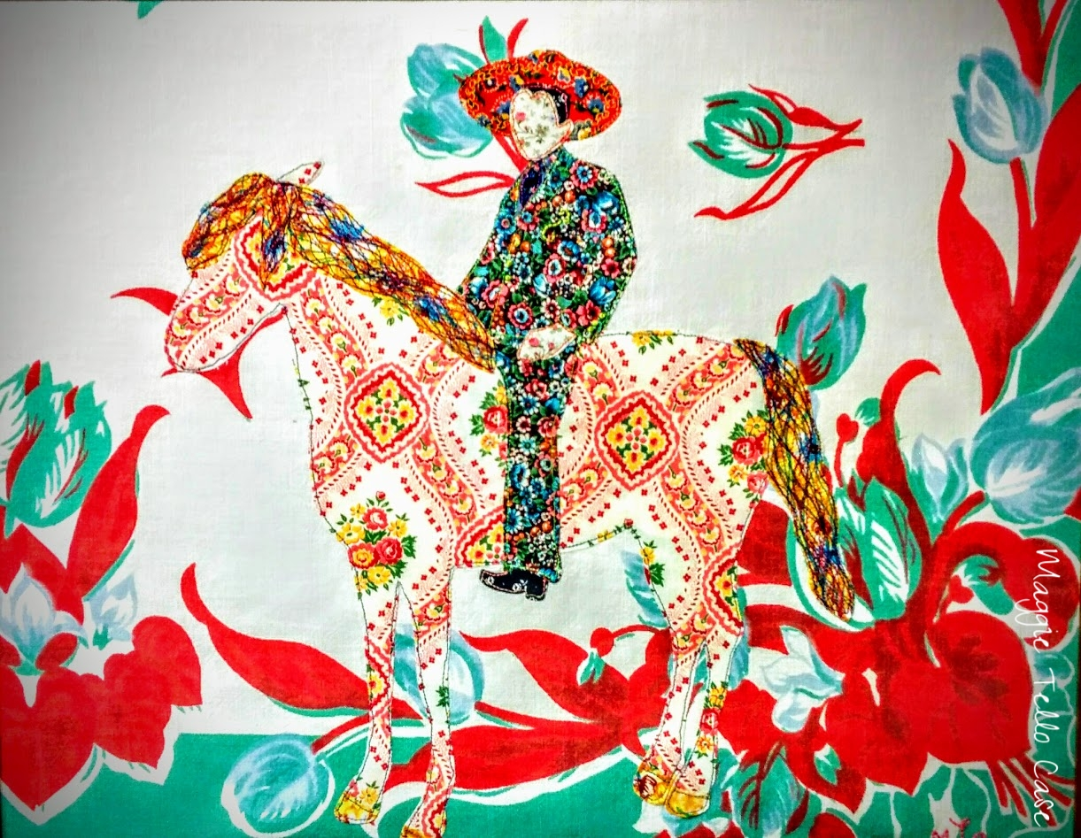 Caballero de las Flores - 2013