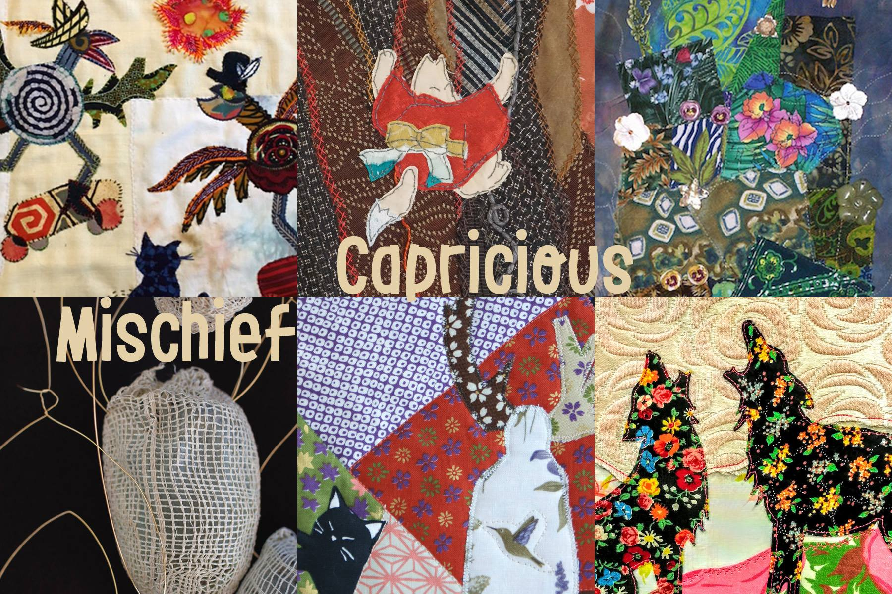 Capricious Mischief-Hosted by Chaffey Community Museum of Art