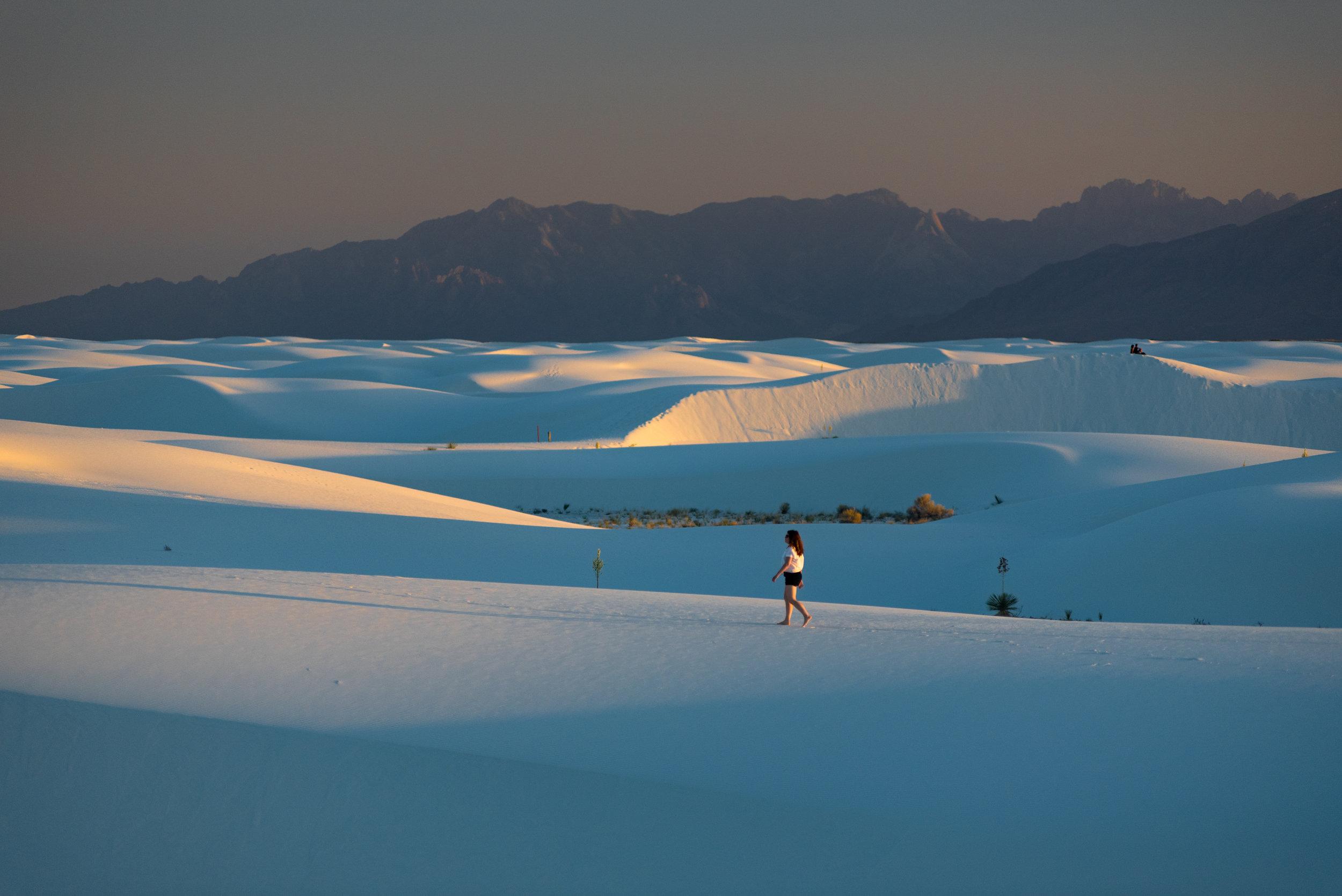 @danielleong17 - White Sands, NM