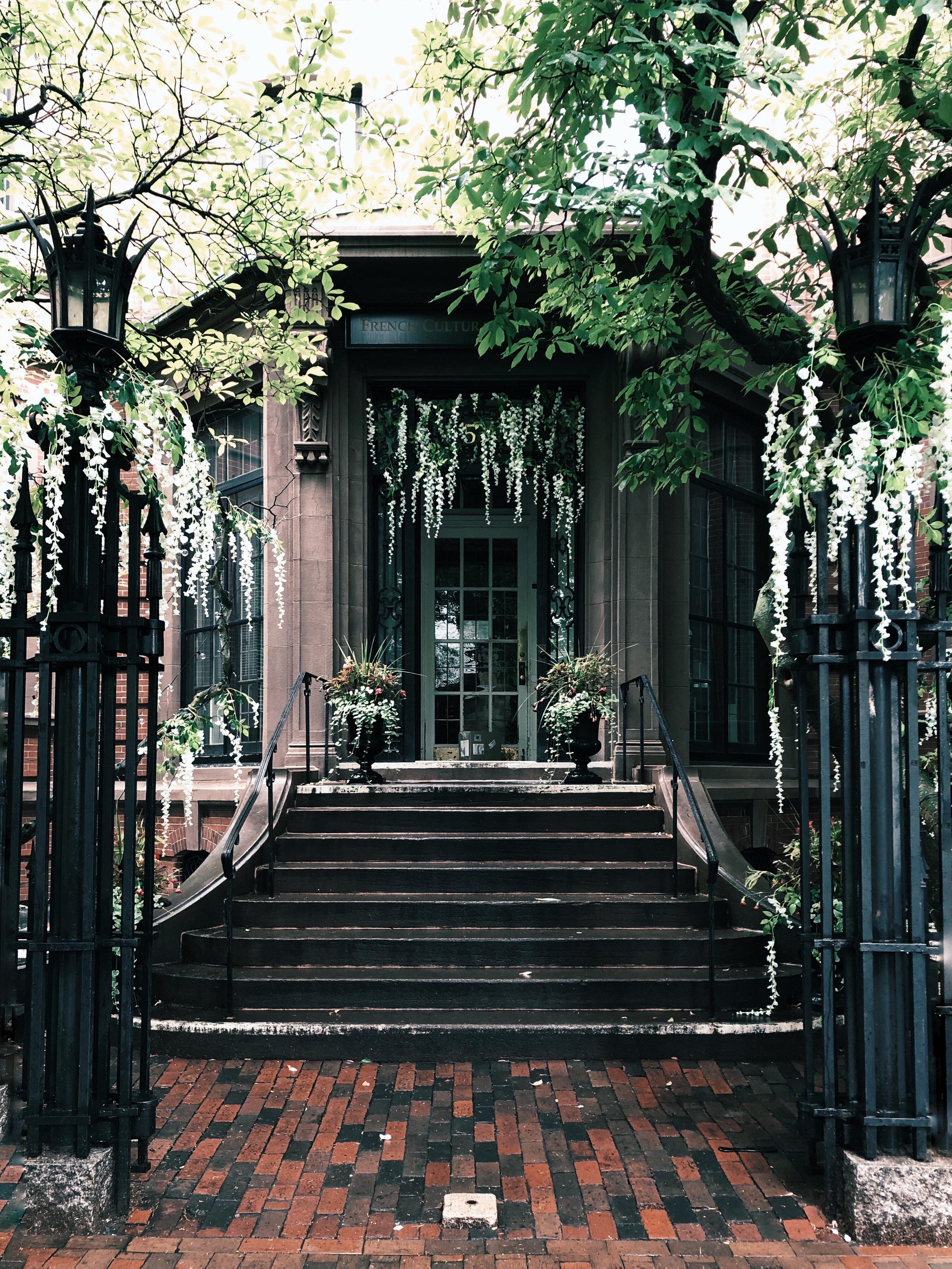 @ducklasagne - French Cultural Center, Boston, MA
