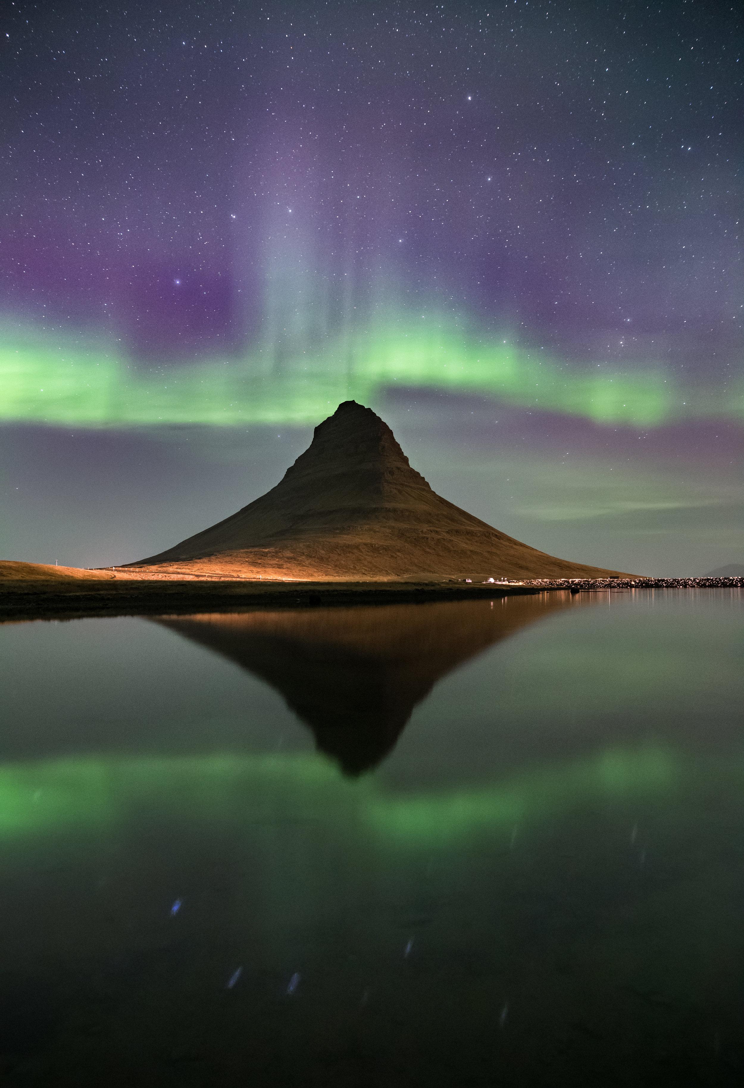 @evan_guarino - Kirkjufell, Iceland