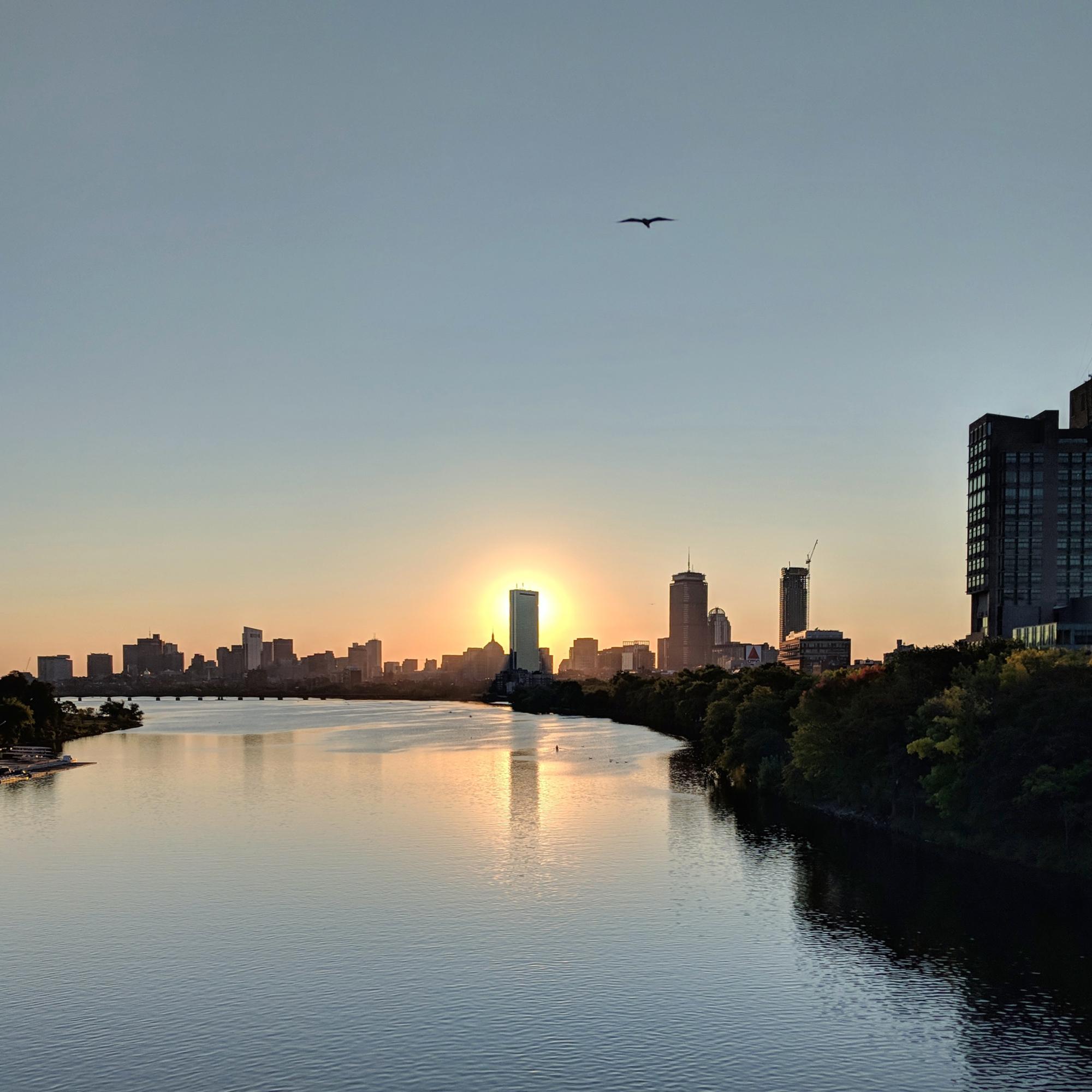 @rorydelapaz - Charles River, Boston, MA