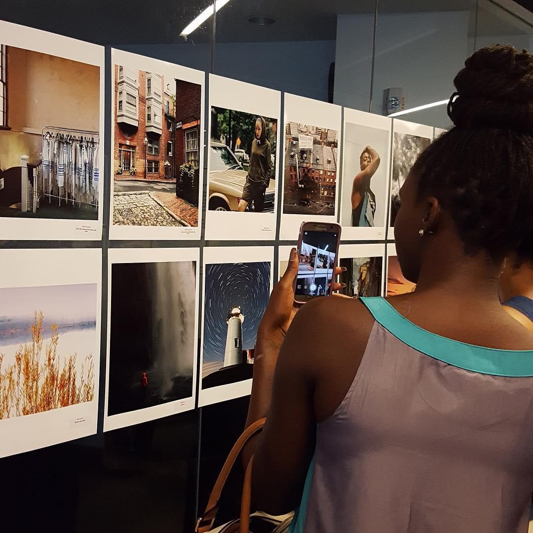@beercanmuseum #igboston_galleryspace17