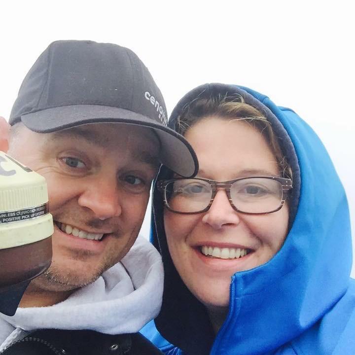 Michelle Nelson and her husband Barett Nelson