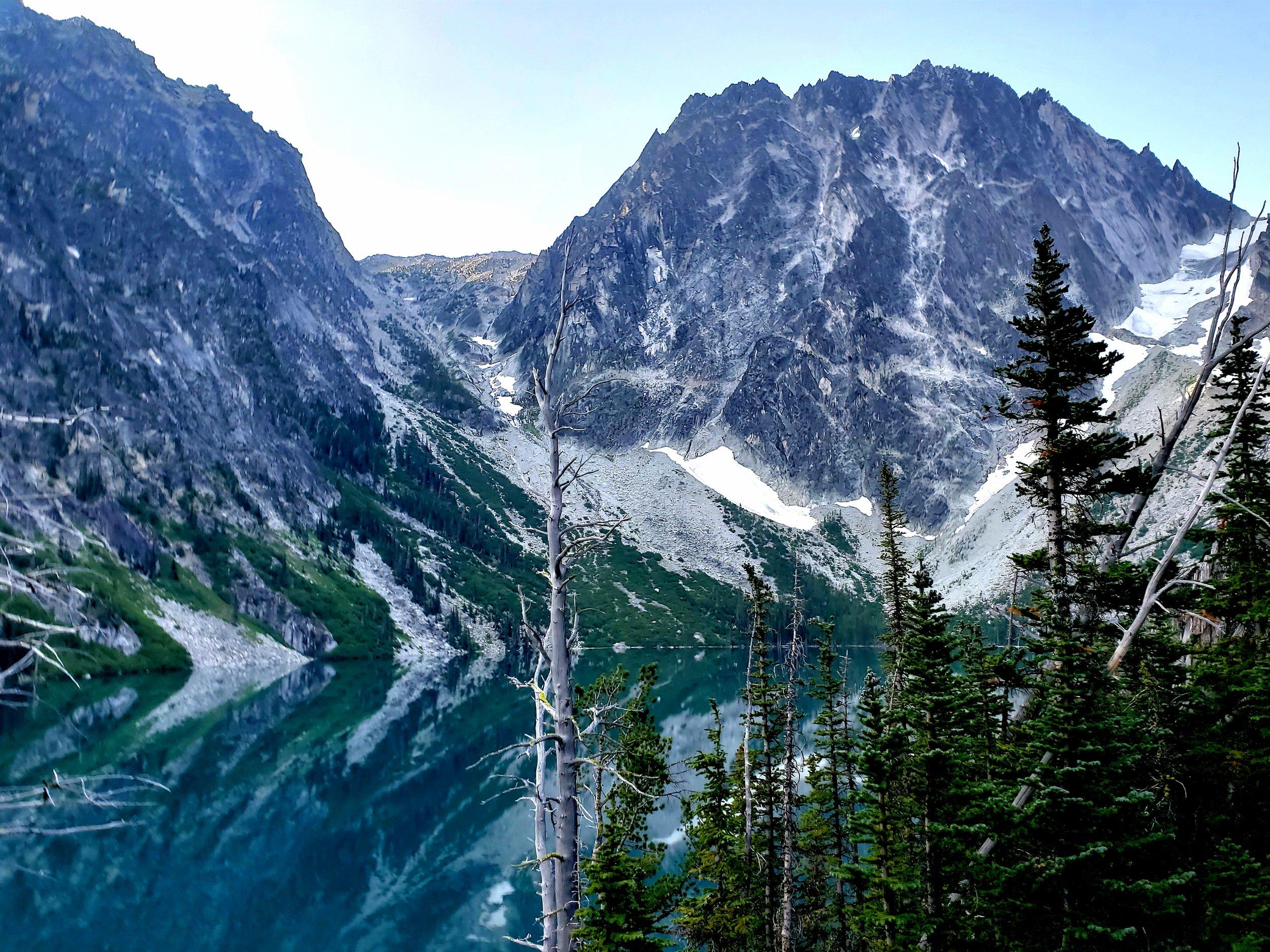 Copy of Colchuck Lake