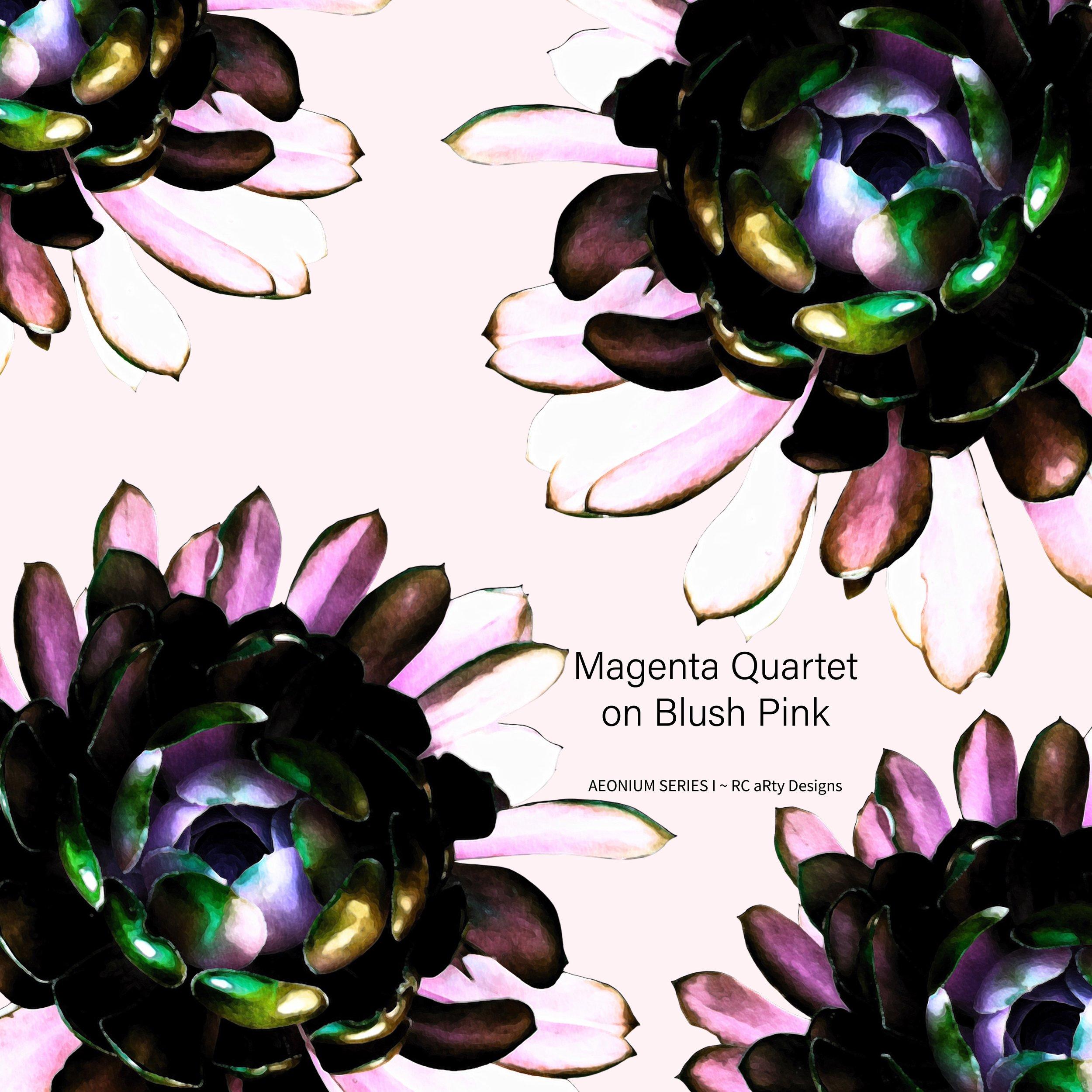 Magenta Quartet on Blush Pink - text inc..jpg