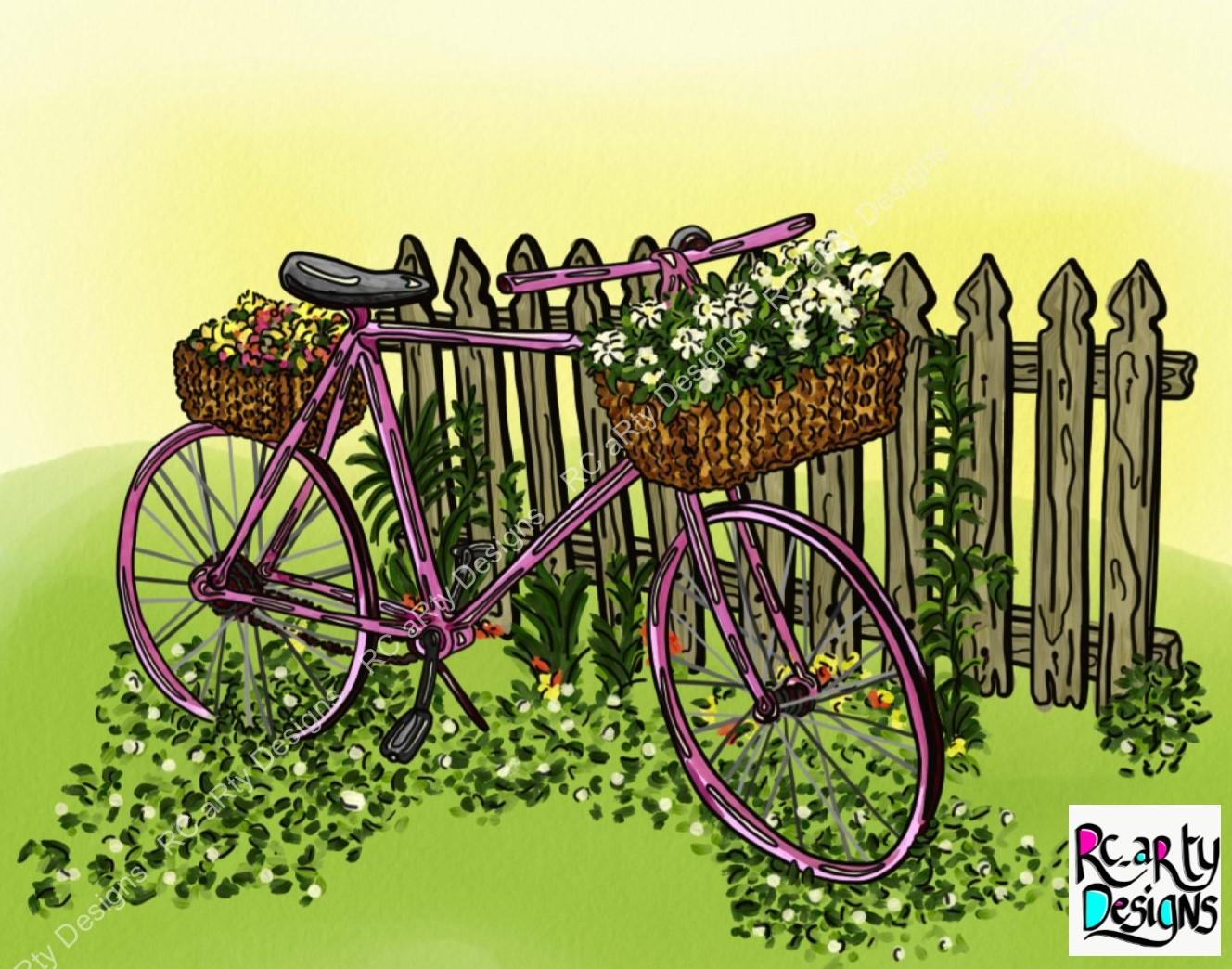 Pink Vintage Bicycle.jpg
