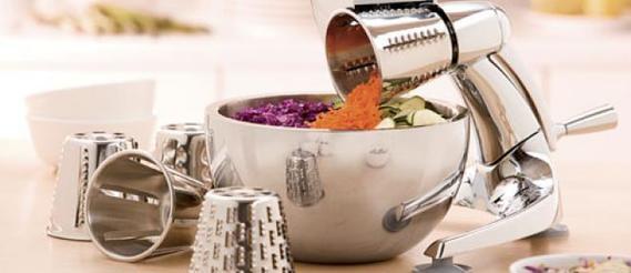 Saladmaster 316Ti Food Processor