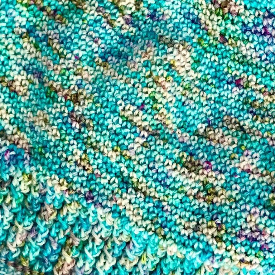 Crocheted Antigua Beanie