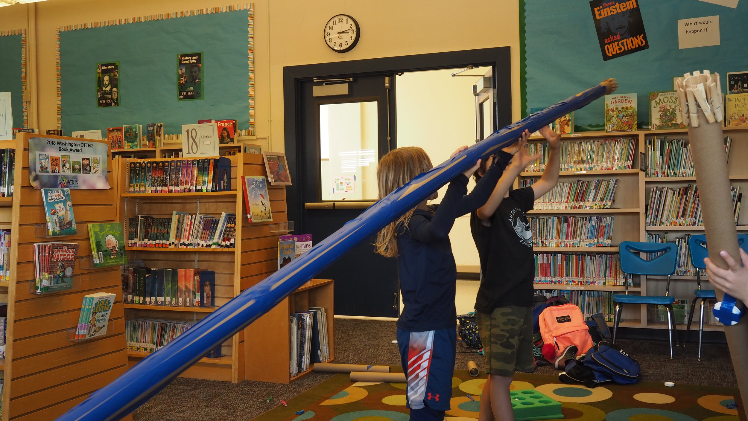 After School Enrichment  at Columbia Elementary, 2018