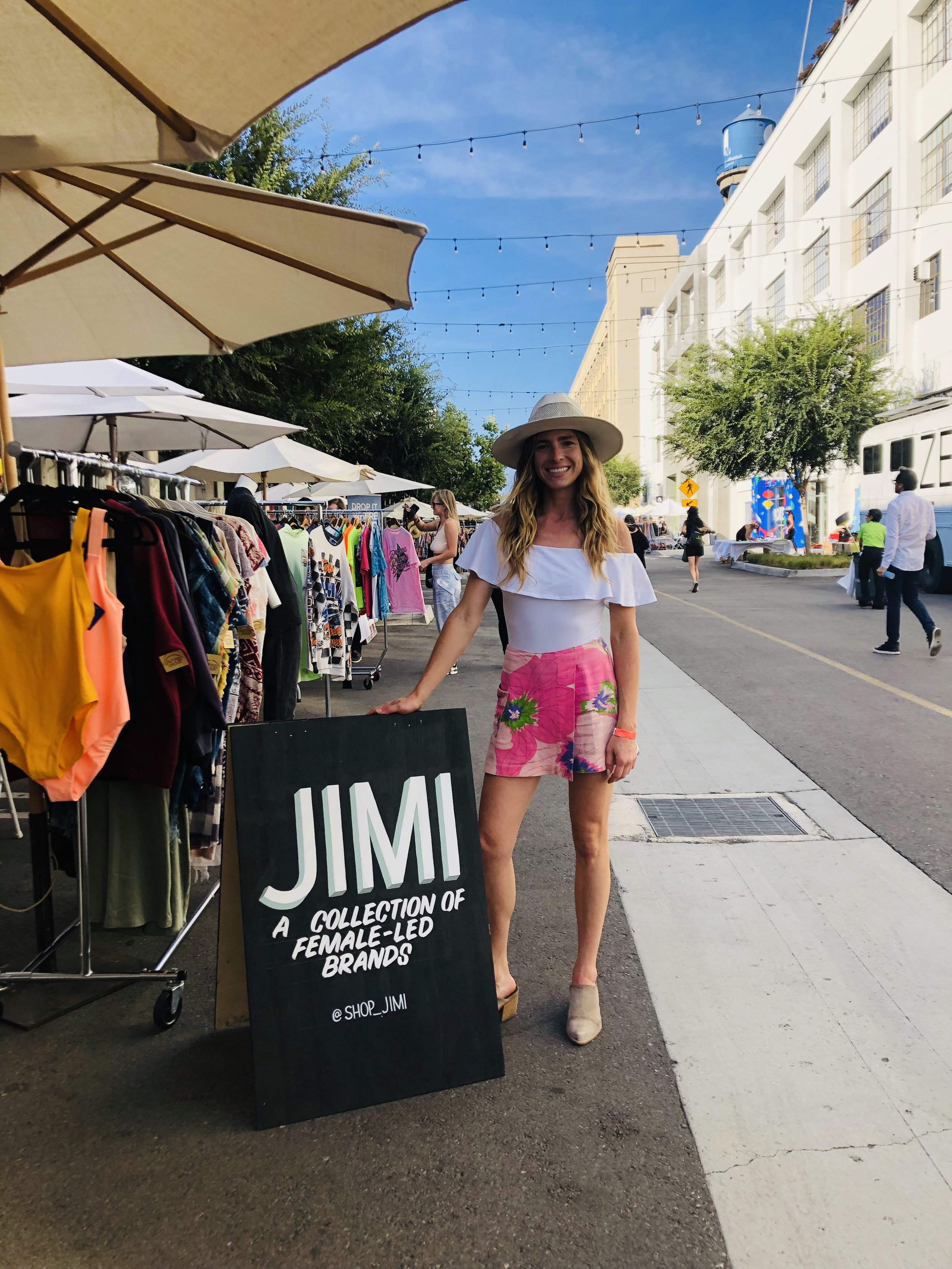 JIMI - A spotlight on a business and it's founder for making a difference in the way we shop