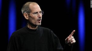 Steve Jobs has cited research showing that 41% of U.S. employees would rather do their taxes or go to the dentist than sit through a slideshow.