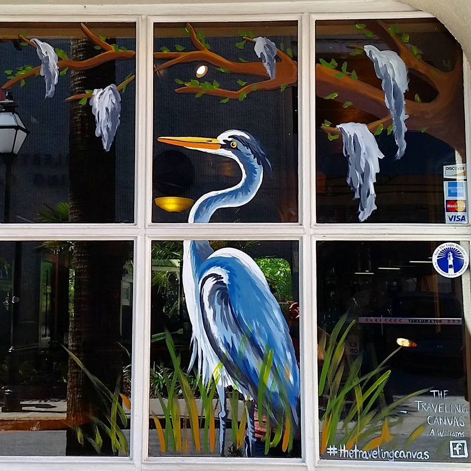 Murals & Window Painting