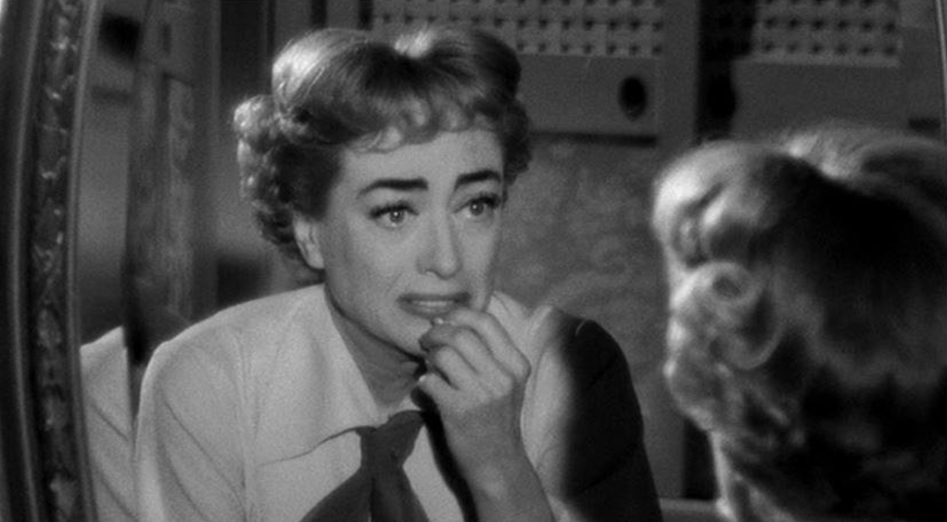 Seriously, Joan Crawford is the O.G. of the strong brow game.