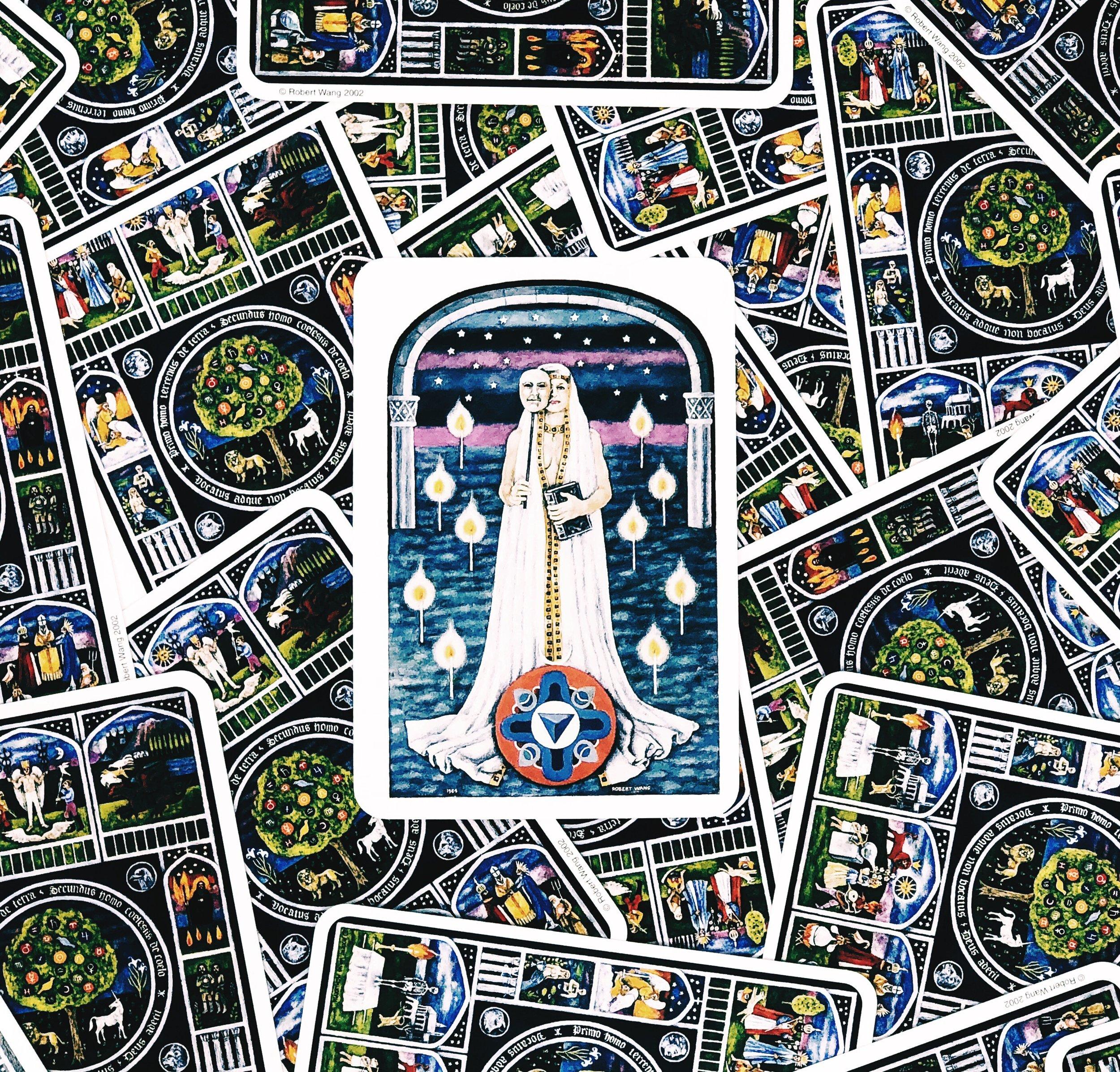 Deck:  Jungian Tarot