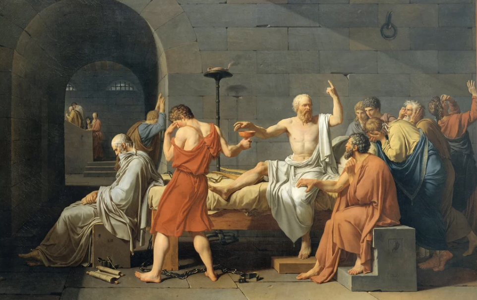 Socrates, the Martyr
